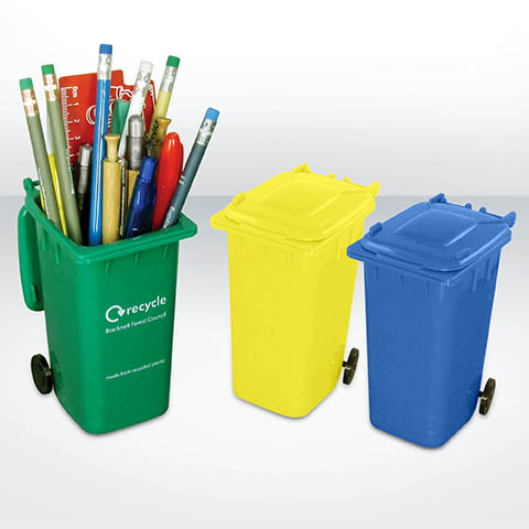 POTTY - Pot a stylos publicitaire personnalise ECO011