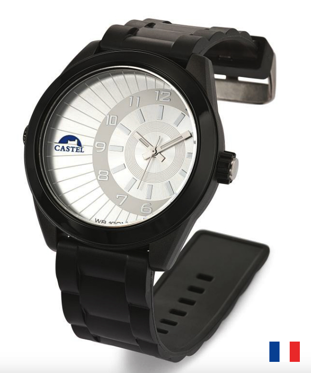 Montre Design publicitaire Made in France