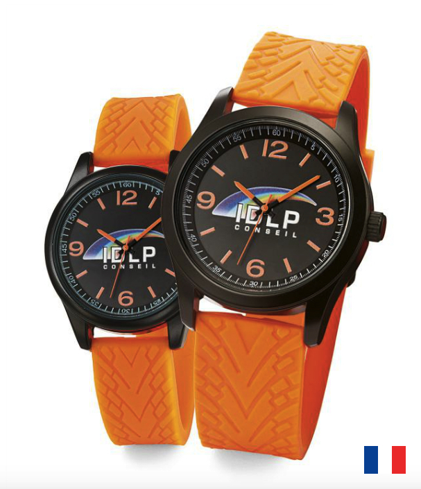 Montre Simple publicitaire Made in France