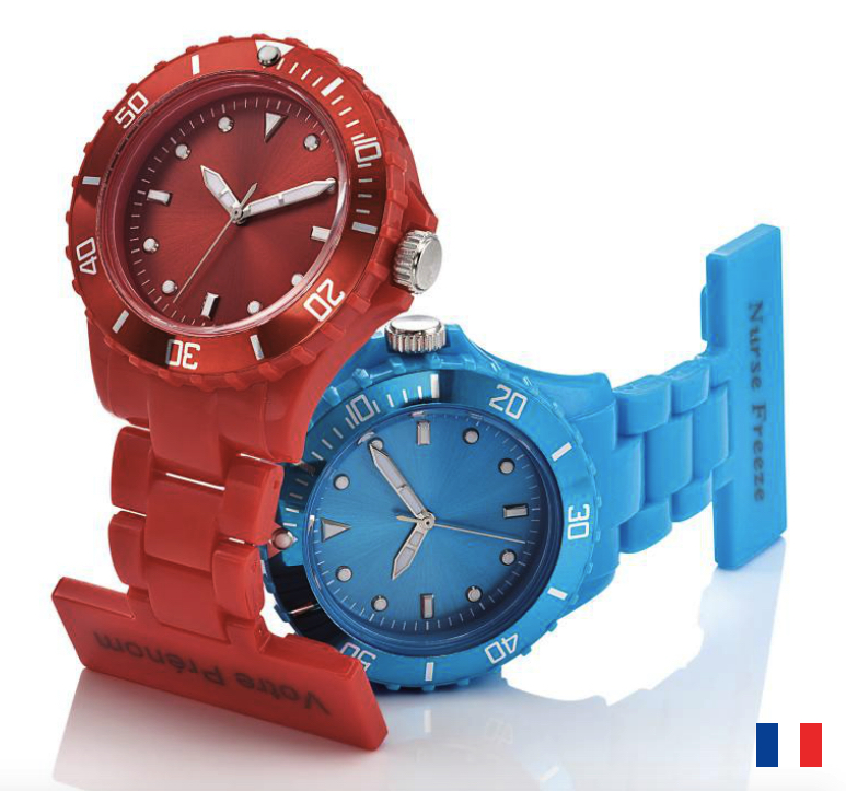 Montre Poche publicitaire Made in France