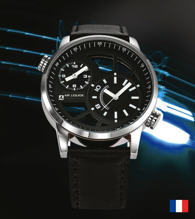 Montre Architecture publicitaire Made in France