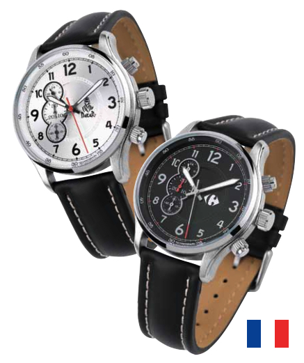 Montre Graph publicitaire Made in France