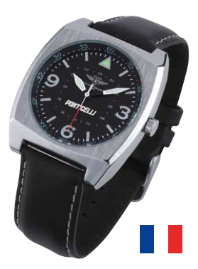 Montre Cible publicitaire Made in France