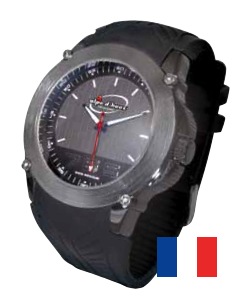 Montre Piste publicitaire Made in France