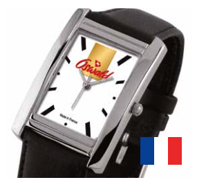 Montre Jeu publicitaire Made in France