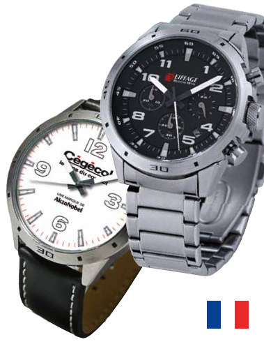 Montre Saut publicitaire Made in France
