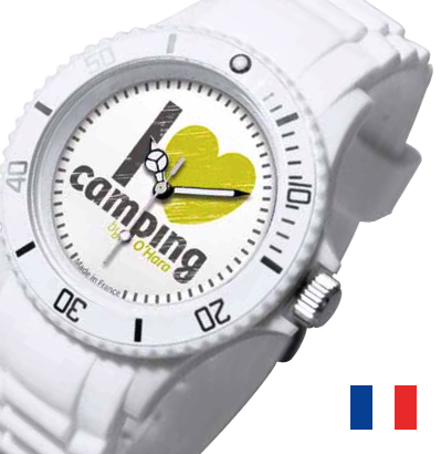 Montre Aquatique publicitaire Made in France