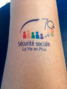 Le tatouage publicitaire, un support de communication original !