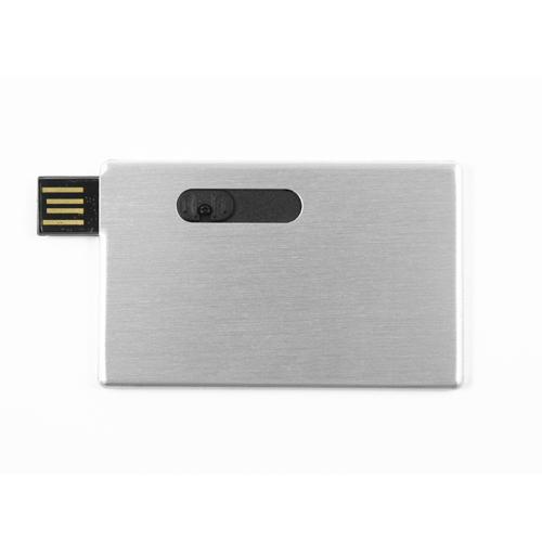 USB Carte Alu publicitaire personnalisee