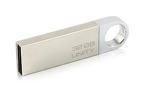 USB acier publicitaire personnalisee