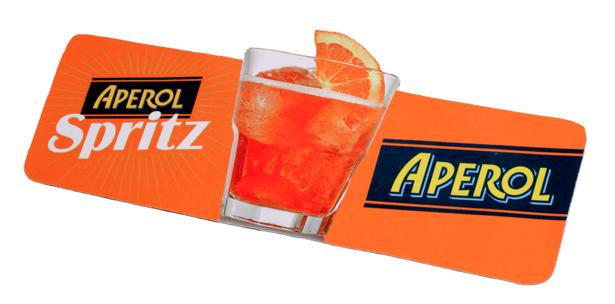 Tapis de bar publicitaire BAR011