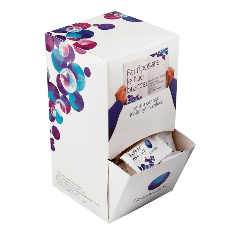 Bonbons publicitaires en boite personnalisee BON013