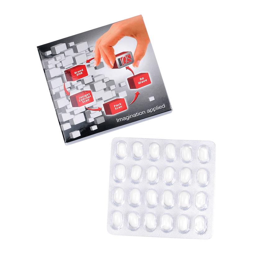 Bonbon pastille publicitaire personnalise BON028