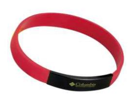 Bracelet Silicone publicitaire BRA007