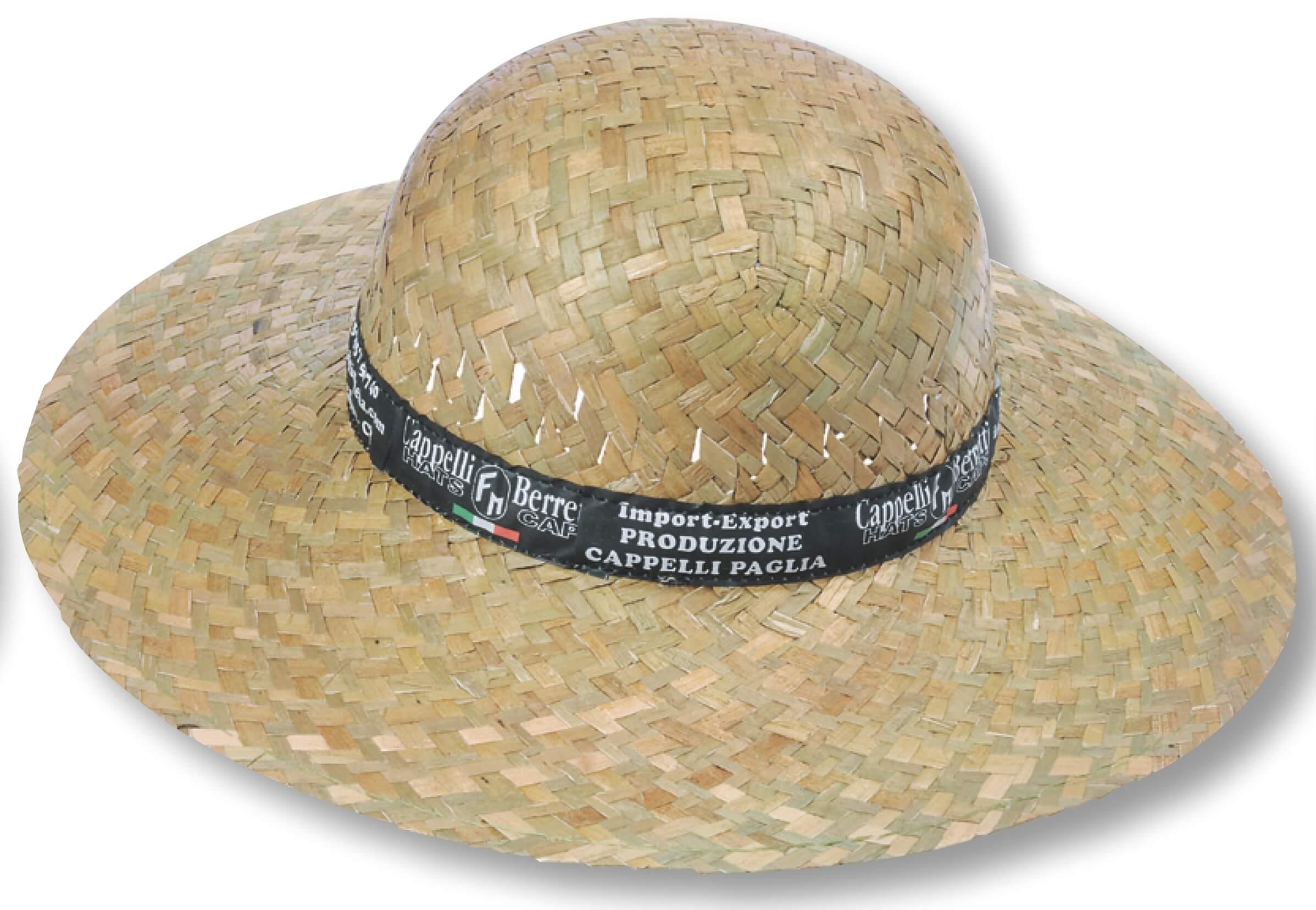 Chapeau publicitaire GINA