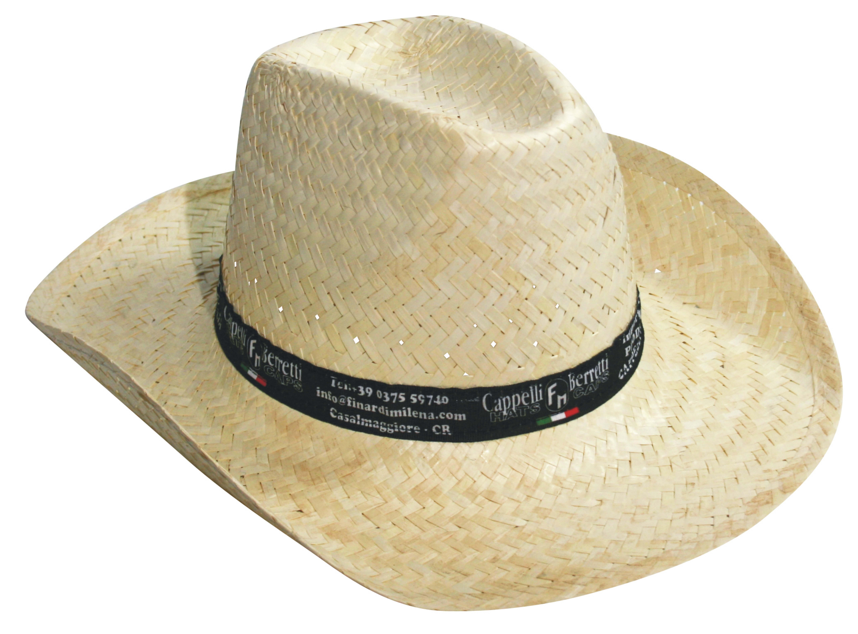 Chapeau publicitaire JOHN