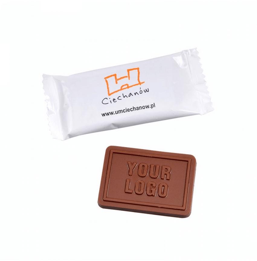 Chocolat publicitaire personnalise CHO057