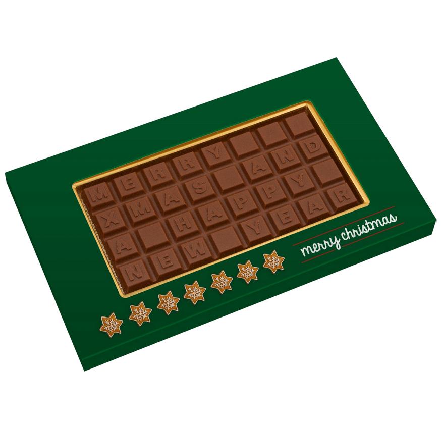 Barre Chocolat publicitaire CHO063