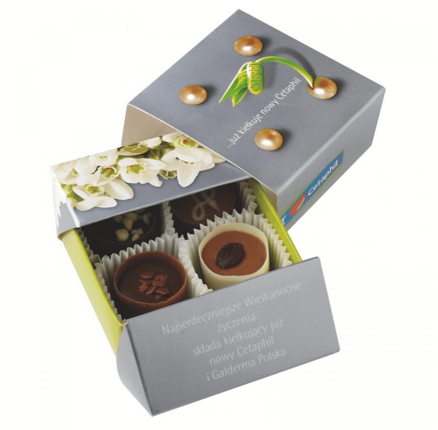 Chocolat publicitaire CHO087