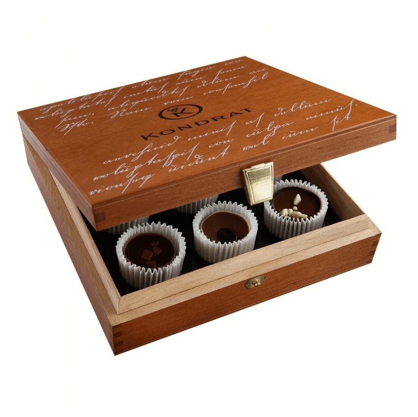 Chocolat personnalise CHO088