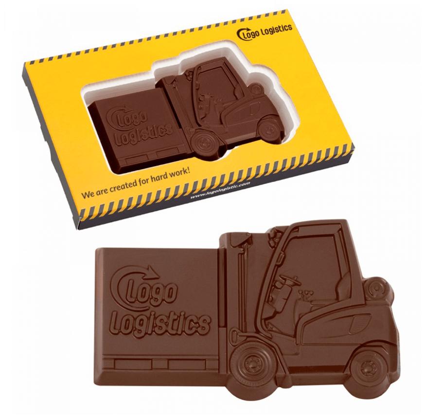 Chocolat publicitaire personnalise CHO093