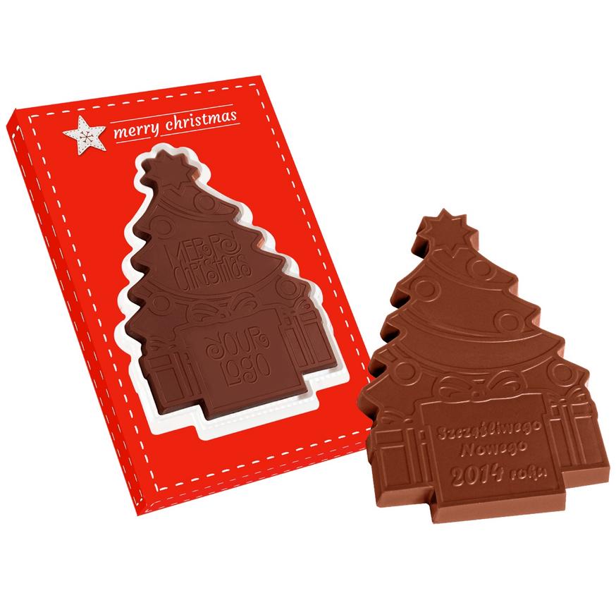 Chocolat personnalise CHO100