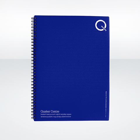 STORY A4 - Cahier a spirale publicitaire personnalise ECO025