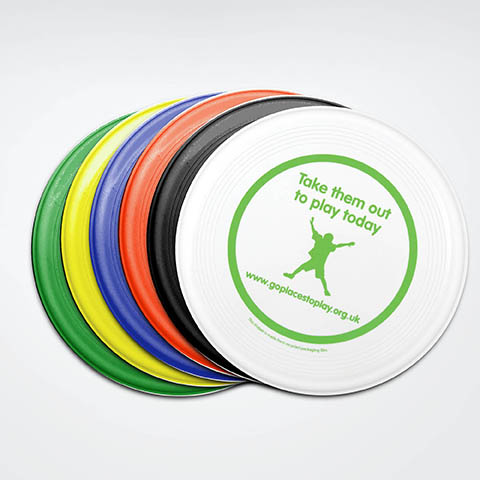 FLY - Frisbee publicitaire personnalise ECO041