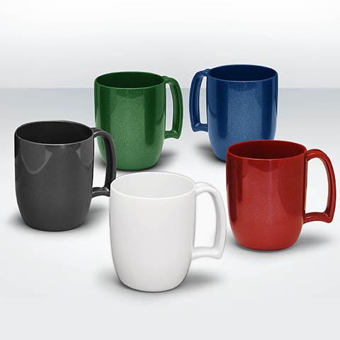 HOT - Mug publicitaire personnalise en plastique ECO045