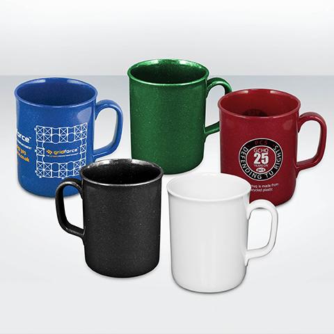 KOFI - Mug en plastique publicitaire personnalise ECO046