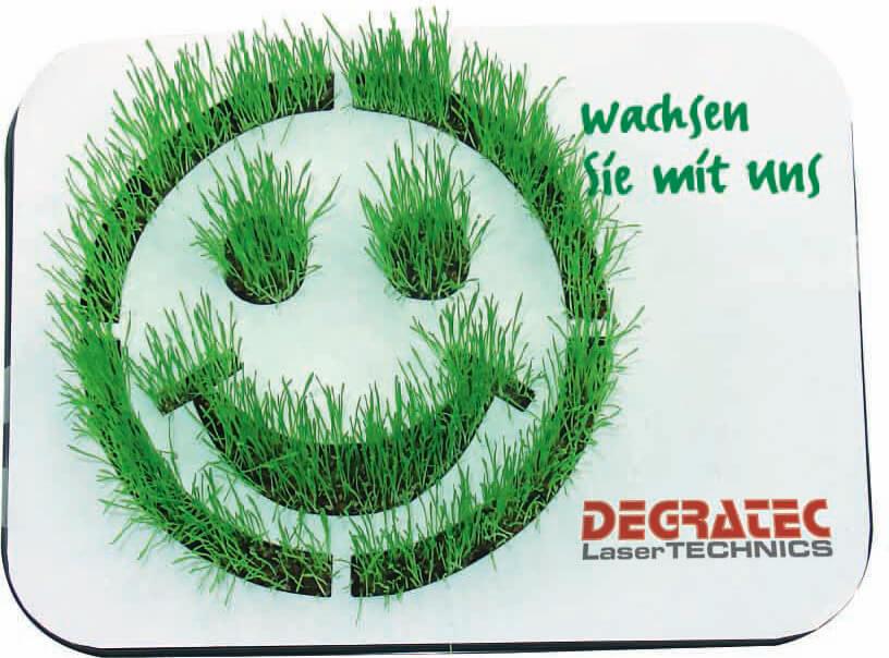 Carte ecologique personnalisee logo a recolter ECO053