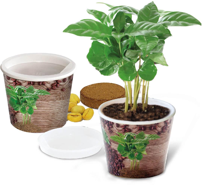 Kit a cafe ecologique publicitaire ECO055