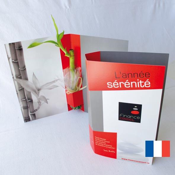 La Plante postale ecologique publicitaire ECO112