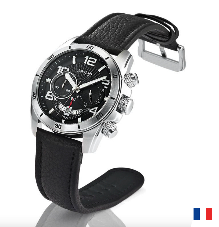 Montre Pilote publicitaire Made in France
