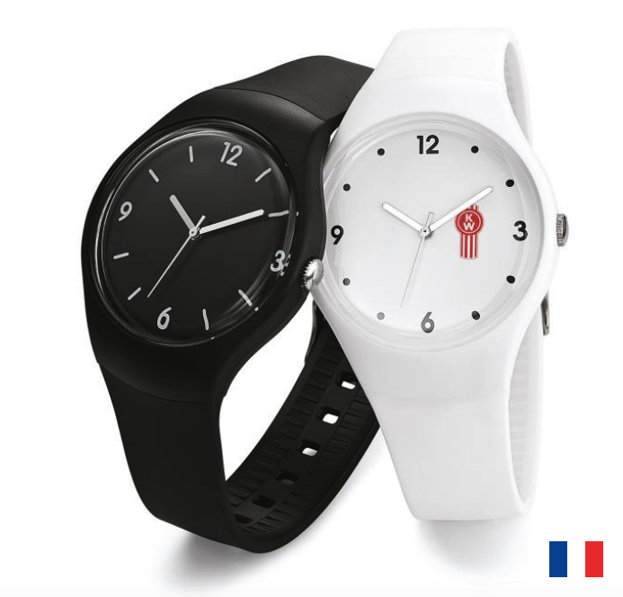 Montre Couleur publicitaire Made in France