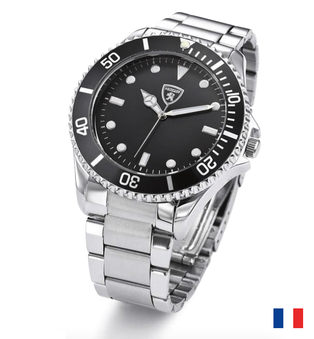 Montre Metal publicitaire Made in France