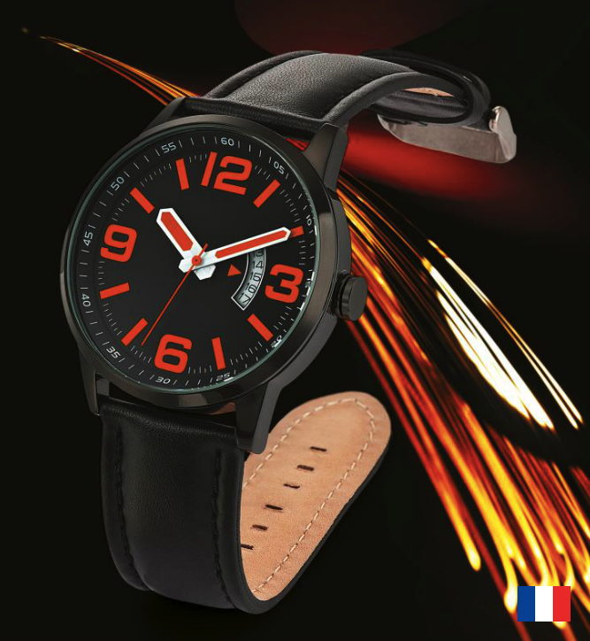 Montre Sport publicitaire Made in France