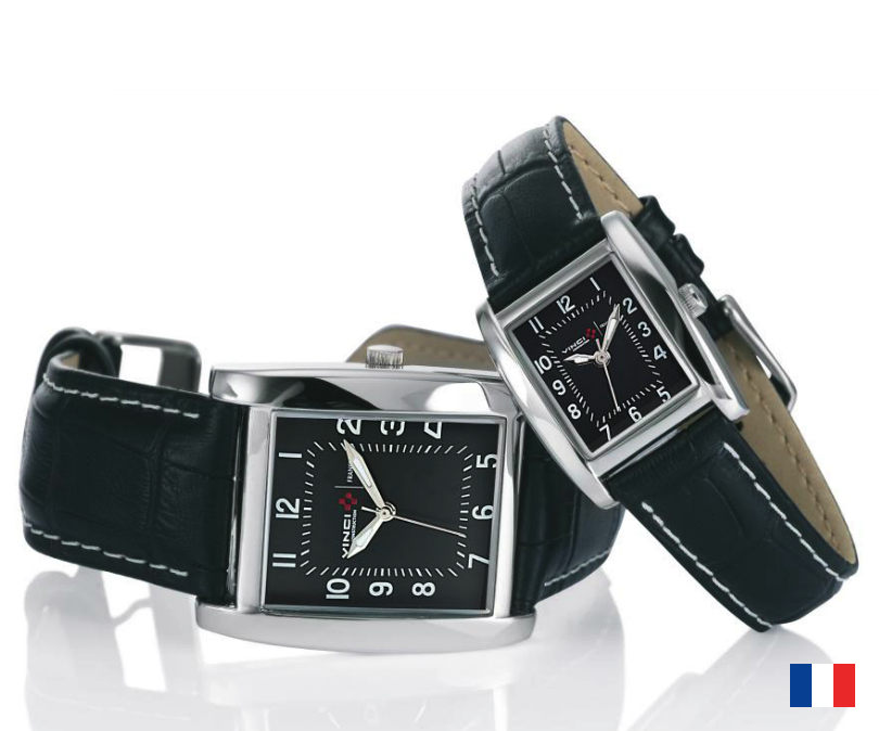 Montre Fine publicitaire Made in France