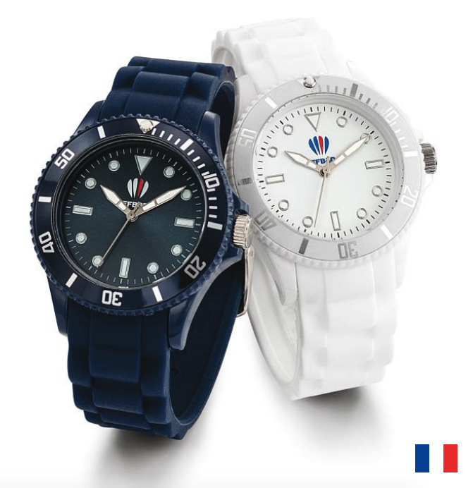 Montre Perso publicitaire Made in France