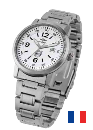 Montre Aviation publicitaire Made in France