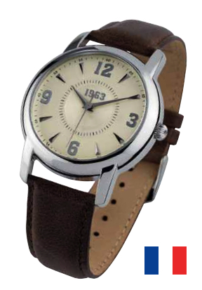 Montre Ancienne publicitaire Made in France