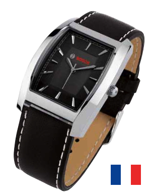 Montre Classe publicitaire Made in France
