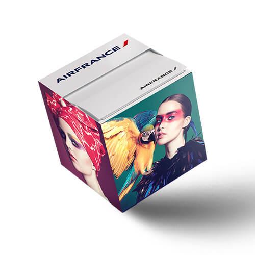 Distributeur de repositionnables publicitaires POS007