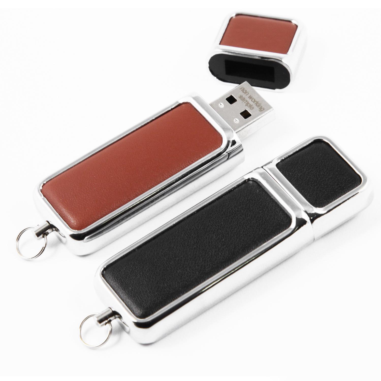 USB cuir affaire publicitaire personnalisee