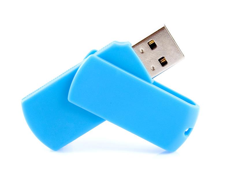 USB plastique couleur publicitaire personnalisee