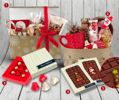 Promo sur nos Coffrets publicitaires et Chocolats Personnalisés !